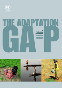 141100 - The adaptation gap report