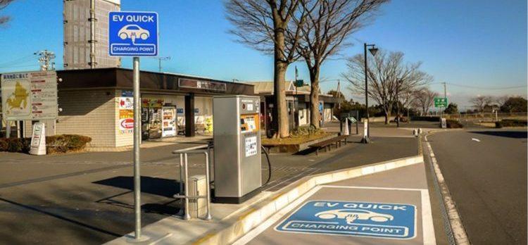 Japan Heeft Meer Oplaadpunten Dan Tankstations Fluxenergie