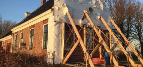 Extra geld voor aardbevingsgebied groningen fluxenergie for Huis voor na exterieur renovaties