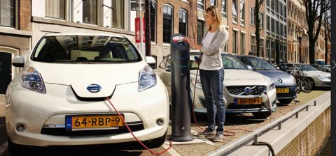 Verkoop Van Elektrische Auto S In Europa Stijgt Fluxenergie