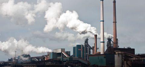 uitstoot fossiele energie, industrie, Paul Tolenaar