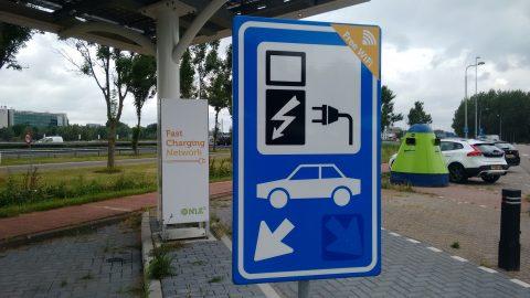 snellaadstation Delft, Foto: Tom van Gurp