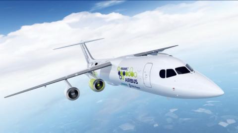 persbericht Airbus
