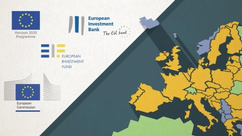 screen shot youtube video Europese Investeringsbank, 15 juni 2015, InnovFin – EU finance for innovators