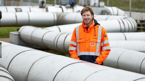Gijs van Heijster Ennatuurlijk, Foto Wim Hollemans