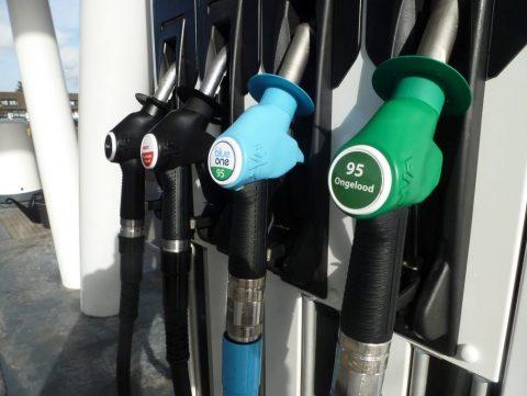 Benzine, blue one, biobrandstoffen.. foto: TankPro
