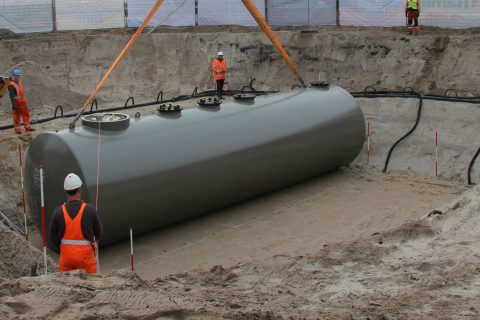 Diesel biodiesel Supertank Bunschoten Spakenburg