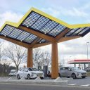FastNed station De Watering, foto: Fastned