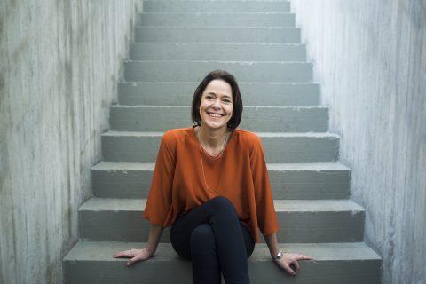 Kathleen Van Brempt (foto: Alex Vanhee)