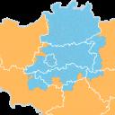 kaart: Synergrid