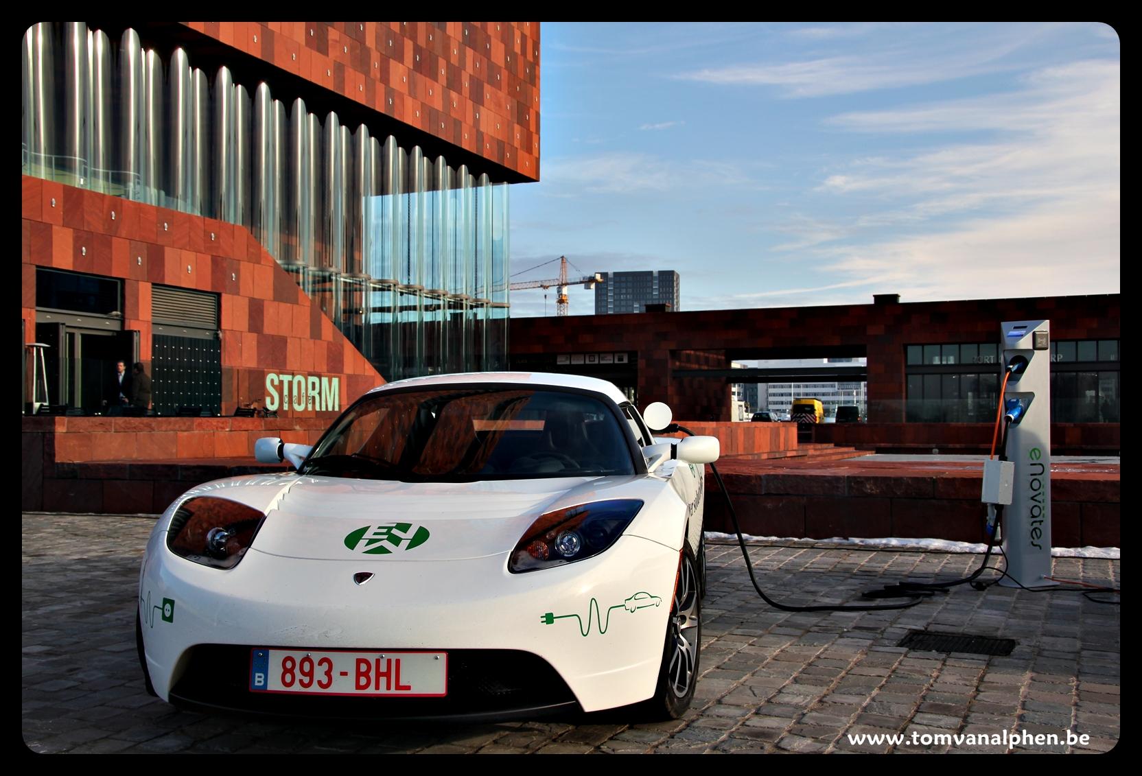 41 1 Meer Elektrische Wagens In Belgie Maar Marktaandeel Blijft