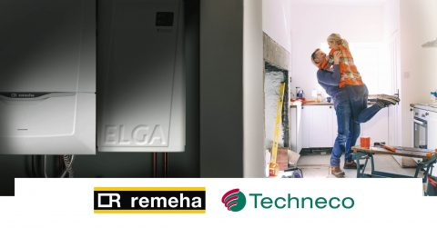 Foto: Remeha Techneco