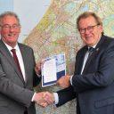 eindrapport, waterstof, Jaap Smit, commissaris van de Koning