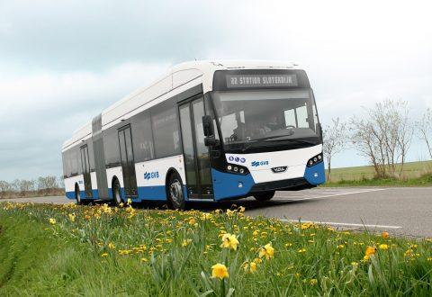 Elektrische bus van GVB